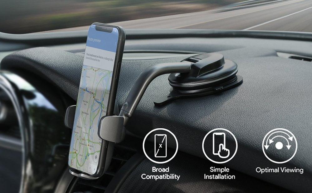 Support téléphone voiture comparatif meilleur