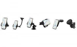 Support chargement sans fil voiture pour smartphone : Top des Meilleurs