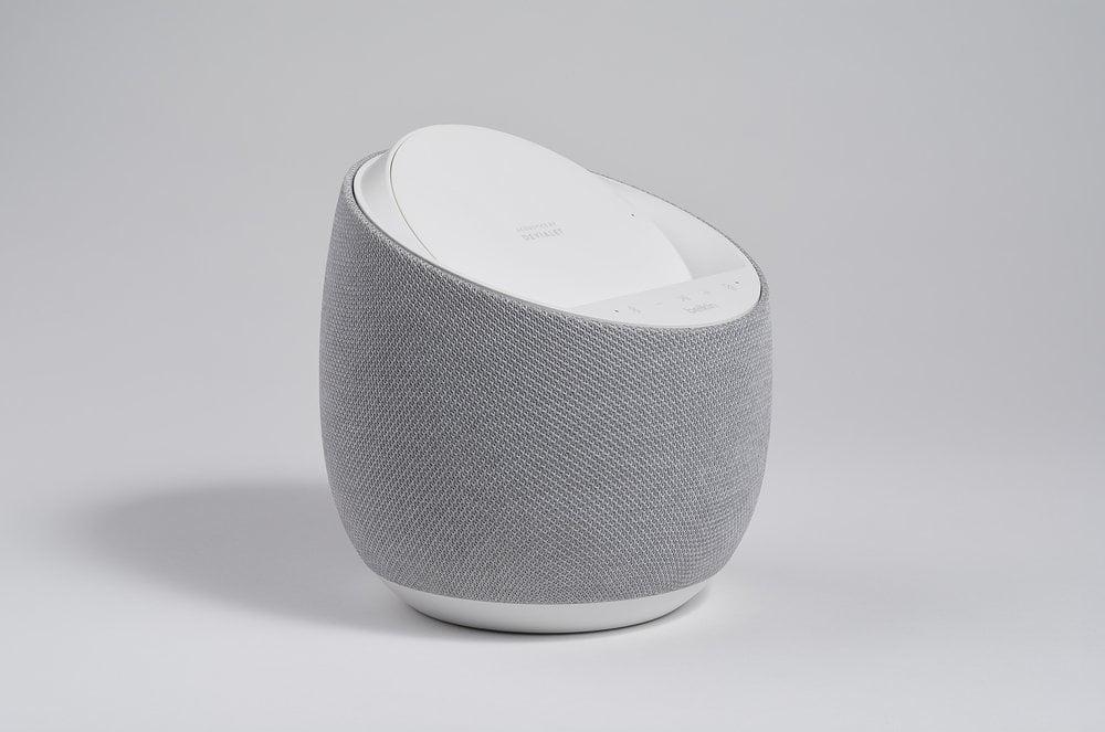 SmartSpeaker Belkin modèle blanc