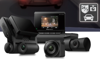 dashcams pioneer 2020