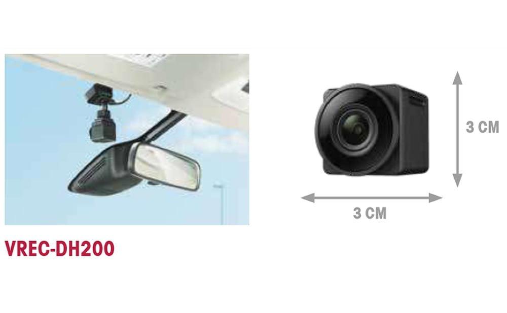 Dashcams Pioneer VREC-DH200