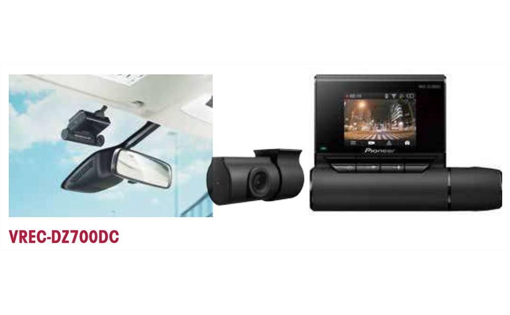 Dashcams Pioneer VREC-DZ700DC