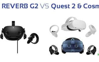 hp reverb g2 versus quest 2 vive cosmos