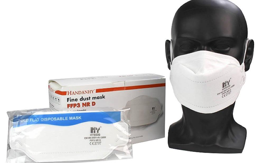Masques FFP3 réutilisables