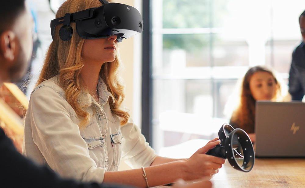 Test casque VR