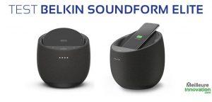 test soundform elite belkin devialet