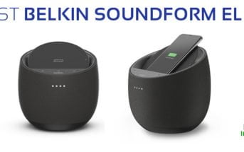 test soundform elite belkin devialet