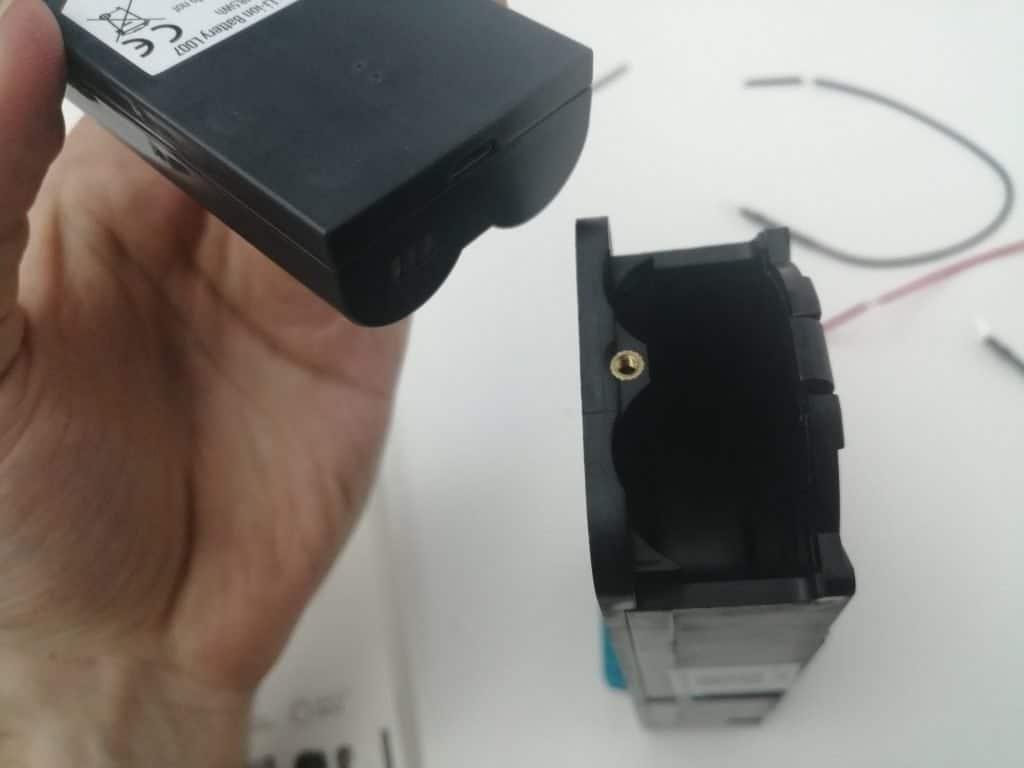 Batterie sonnette vidéo sans fil