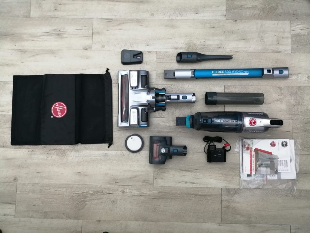 Composants et Accessoires H-Free 500 Hydro