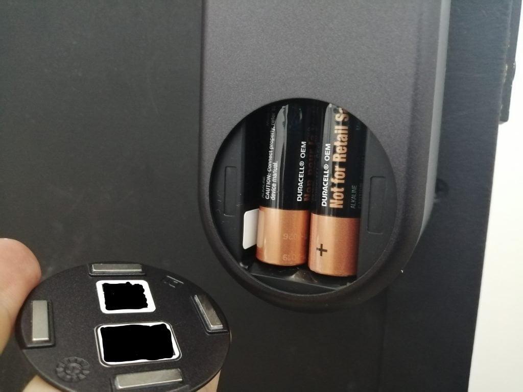 Inked Piles Yale Linus Smart Lock