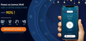 Offre Ivacy VPN Noël