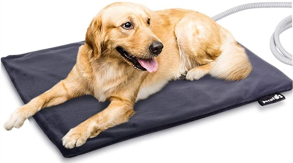 Tapis chauffant top innovation chien