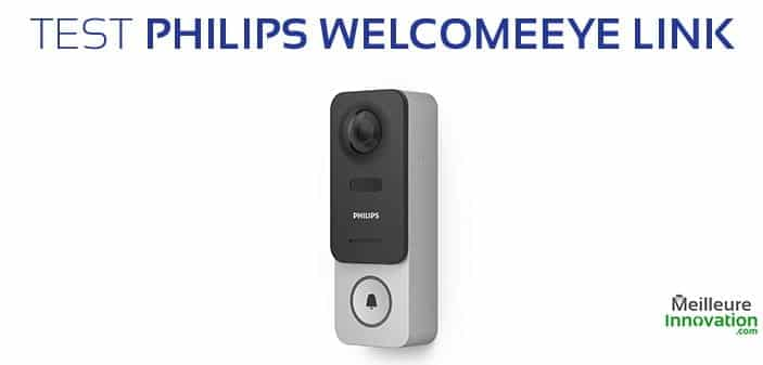 Test Philips Welcome Eye link