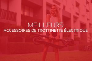 accessoire trottinette electrique