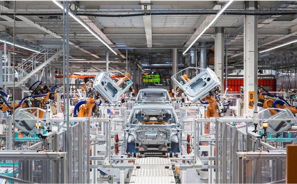 Emploi automobile électrique formation
