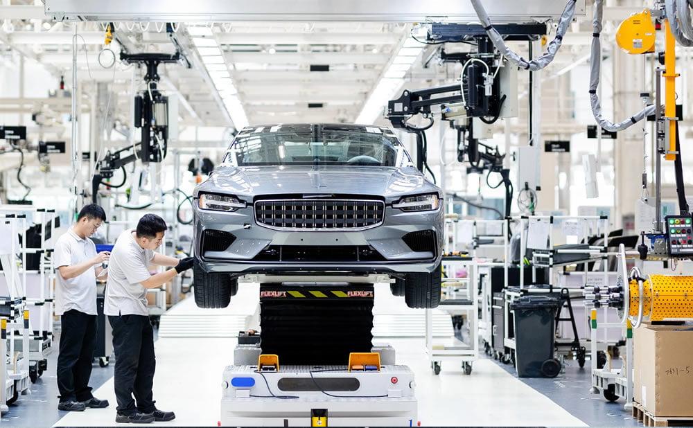 L'innovation dans l'automobile est il un facteur d'emploi ?