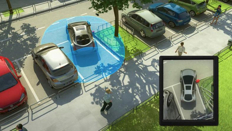 Véhicules autonomes et électriques: les innovations de Valeo