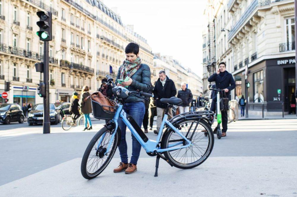 Les Services de Location de vélos électriques (VAE) à Paris en 2021