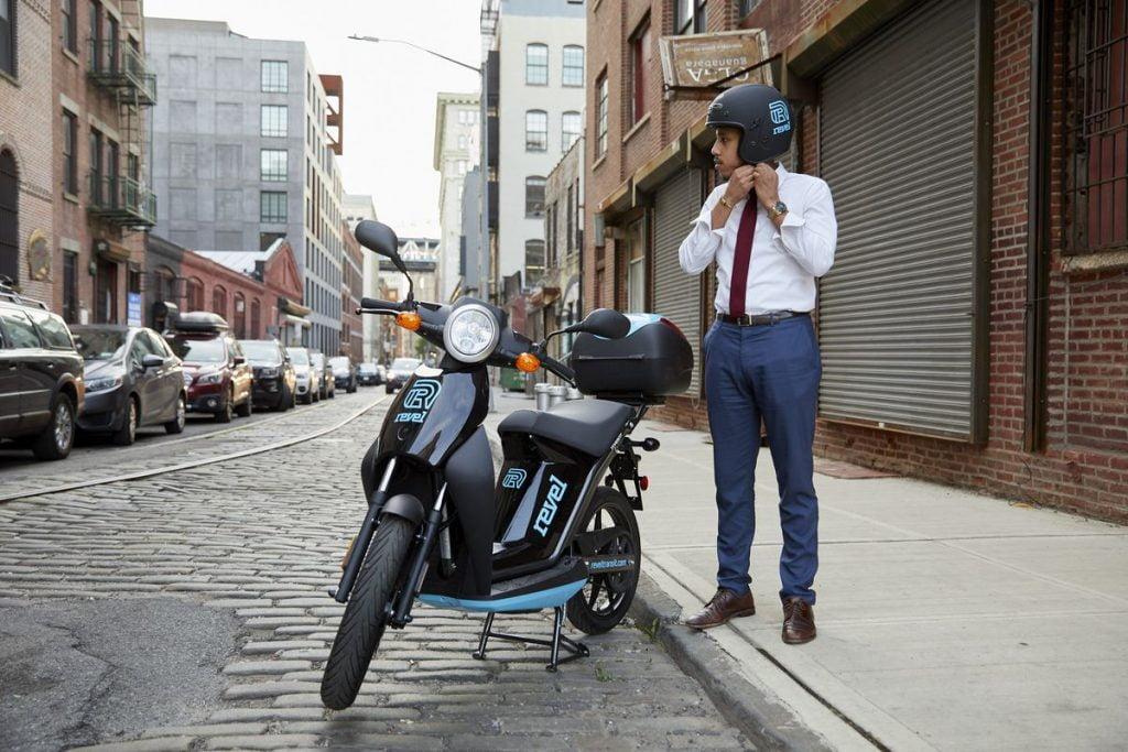 marché scooters électriques étude revel