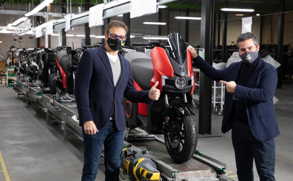Seat lance son premier scooter électrique