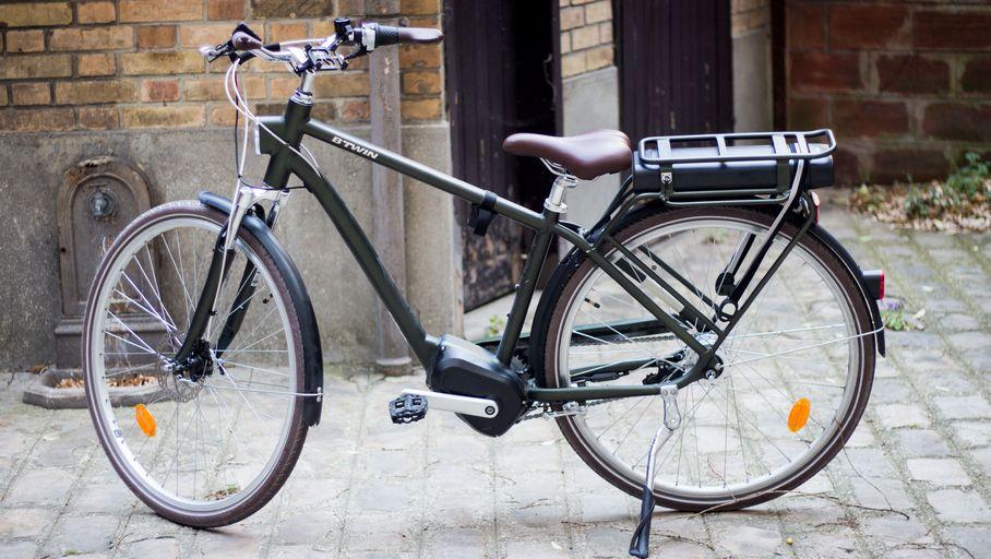 service paris location vélo électrique decathlon rent