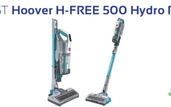 avis test Hoover H-FREE 500 Hydro Plus