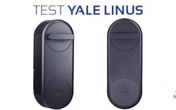 test yale linus serrure