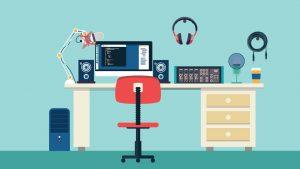 Front meilleurs logiciels de création musicale