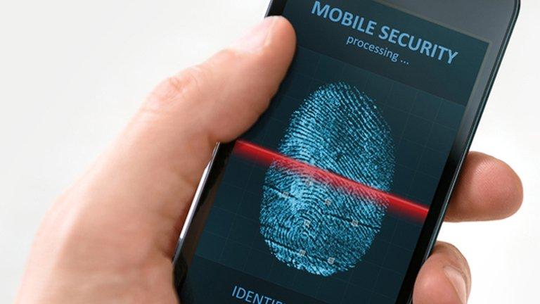 authentification biométrique what's app