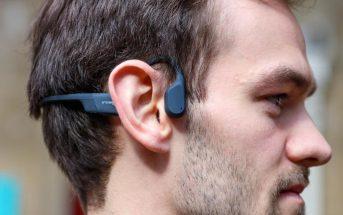 Ecouteurs à conduction osseuse