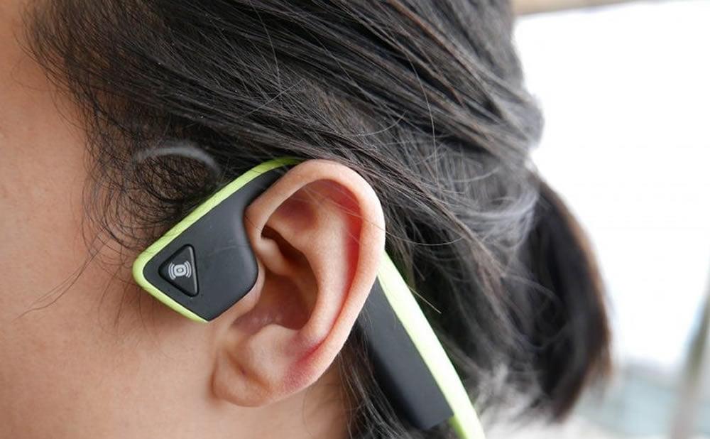 Ecouteurs à conduction osseuse modèles