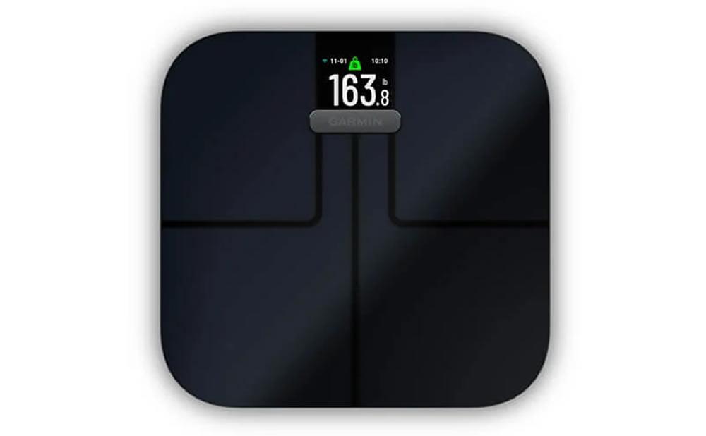 Garmin Index S2, la balance qui vous aide à perdre du poids