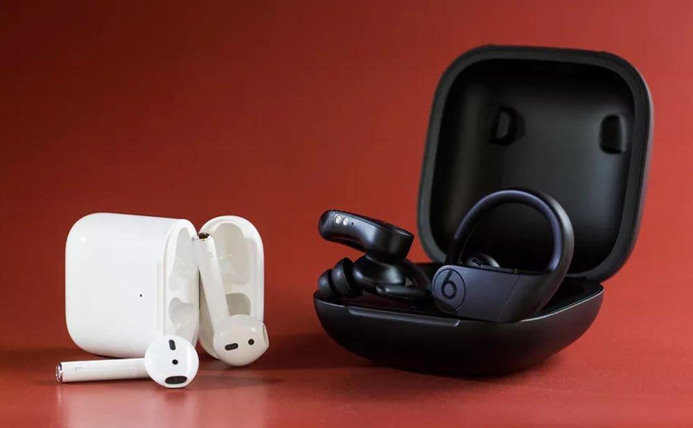 PowerBeats Pro versus Airpods Pro écouteurs sans fil