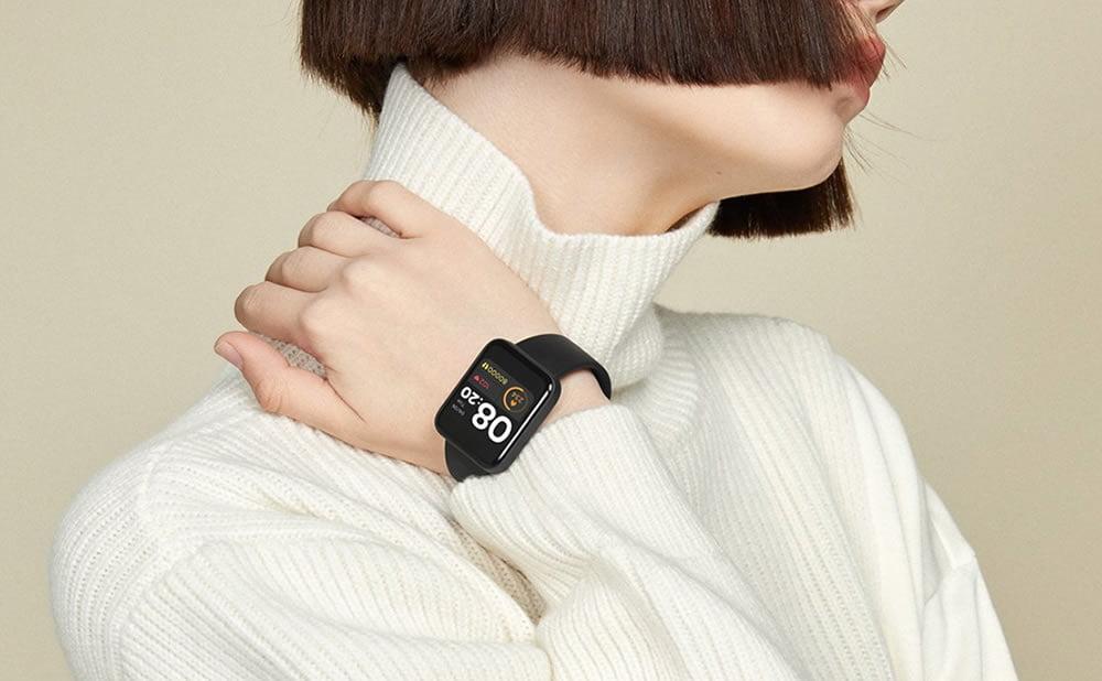 Xiaomi Mi Watch Lite : test de la montre connectée fitness à petit prix