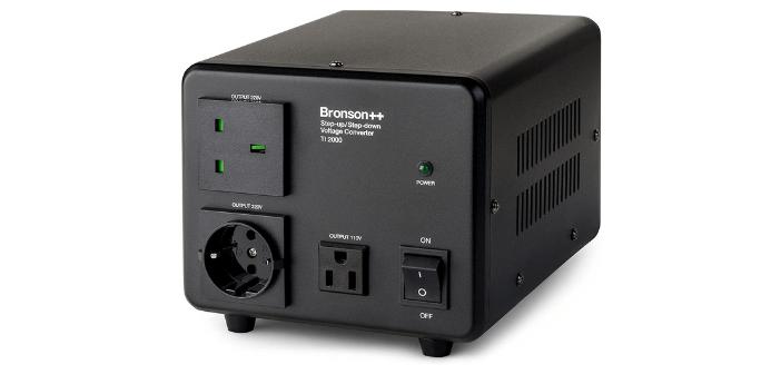 Transformateur électrique réversible 110-240 v