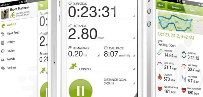 application-entrainement-Endomondo-ferme