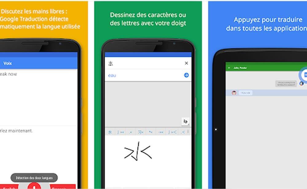 Google Traduction concurrents alternatives meilleurs