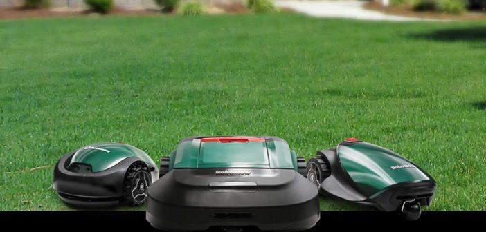 Robomow robots de tonte nouveaux tondeuse robot
