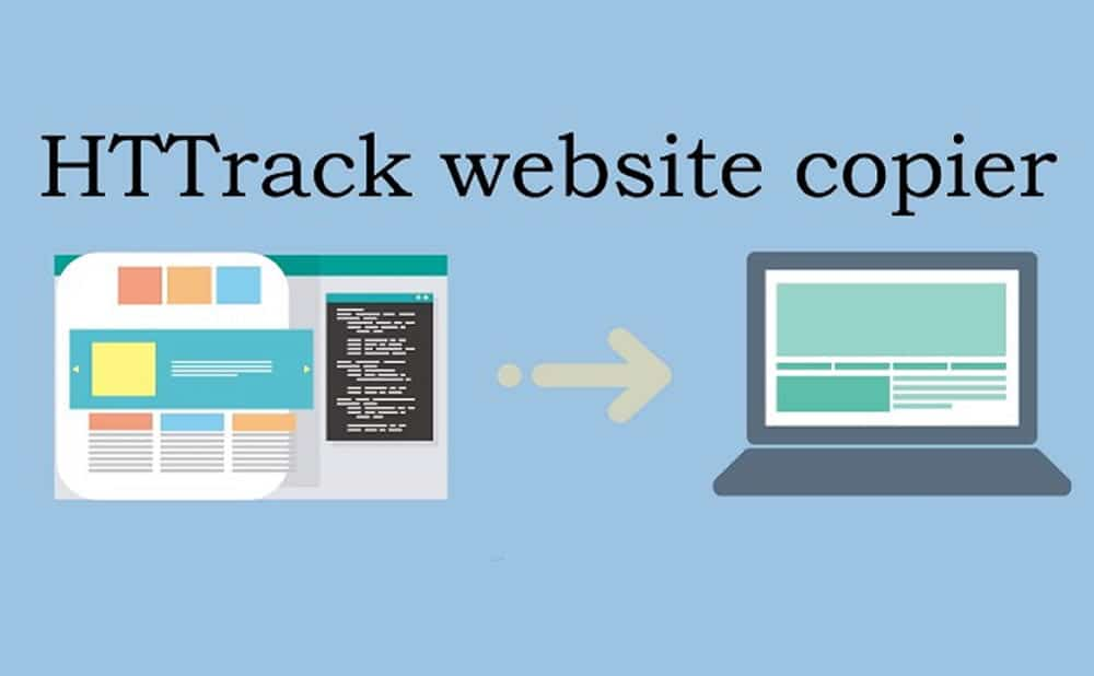 Télécharger un site web complet HTTrack