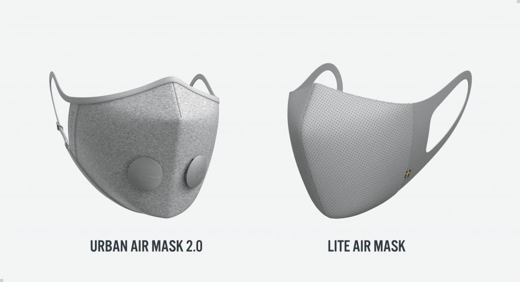 urban air mask 2 versus lite air mask airinum