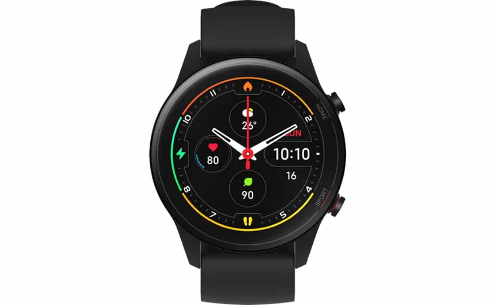 Xiaomi-Mi Watch test