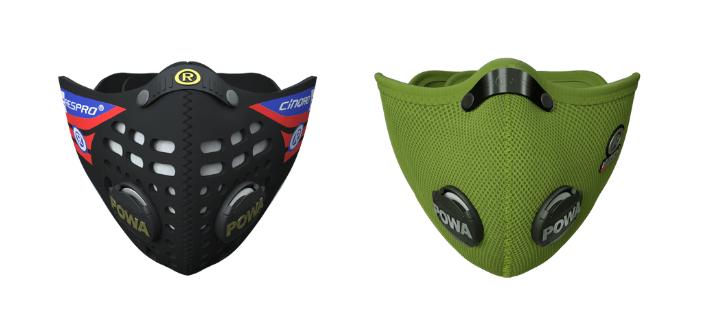 Cinqro Mask et UltraLight Mas