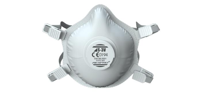 Streetsmart mask respro