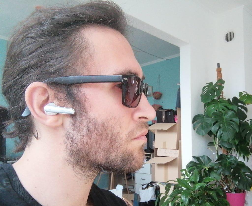 design écouteurs liberty air pro 2