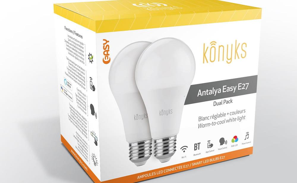 Konyks 2.0 Antalya Easy E27