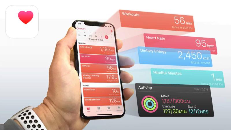 Guide Apple Health : du bon usage de l'application mobile