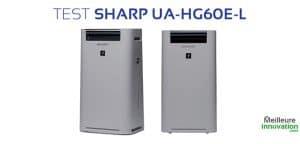 avis test SHARP UA-HG60E-L