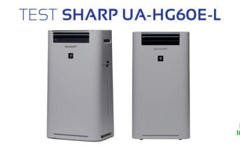 avis test SHARP UA-HG60E-L