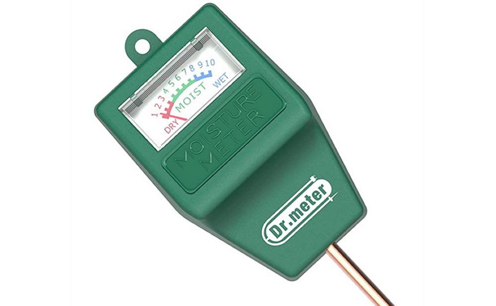 Capteur d'humidité pour plantes Dr Meter