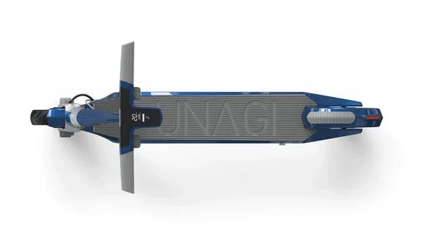 Unagi model One en vue de dessus